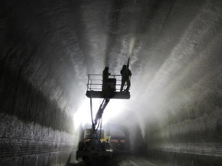 torcretare-tunel