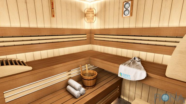 Sauna-model-ATTICA-interior